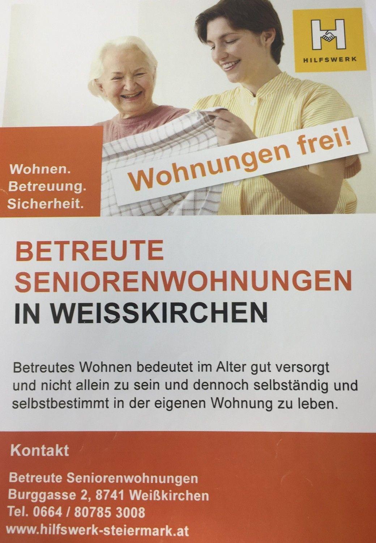 Weikirchen in steiermark singletreff ab 50 Grafendorf bei