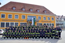 Feuerwehrübung BLACKOUT