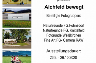 Aichfeld bewegt - Judenburger Photomonat