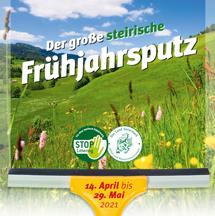 Der große steirische Frühjahrsputz 2021